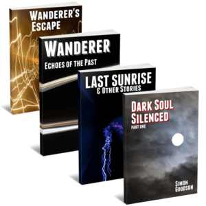 Book bundle - Four Books
